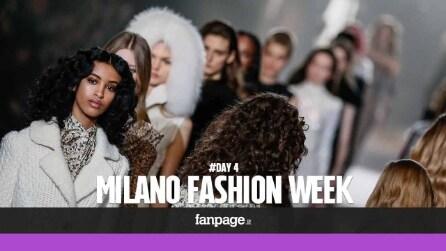 Milano Fashion Week A/I 16-17: le collezioni top del quarto giorno