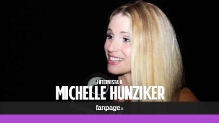 """Michelle Hunziker: """"Con Aurora sono stata severa, con le bambine chiudo un occhio"""""""