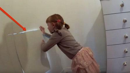Costruisce una stanza segreta per la figlia: 6 anni dopo arriva la sorpresa