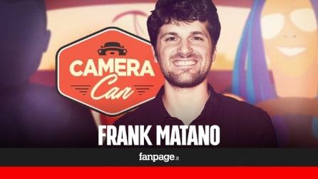 """Frank Matano a Camera Car: """"Quando facevo gli scherzi telefonici mia madre mi sgridava sempre"""""""