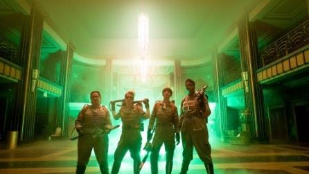 Ghostbusters, il primo trailer ufficiale