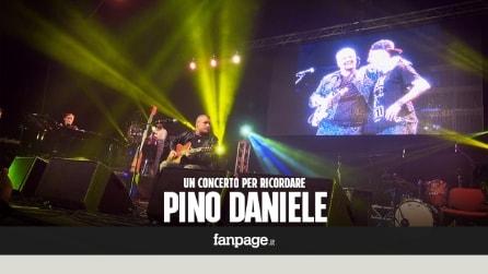 'Je sto vicino a te 61', un concerto per Pino Daniele nel giorno del suo compleanno