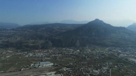 Panorama dal Pontesel MVI 6075