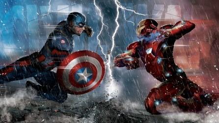 Captain America: Civil War - Il secondo Trailer Ufficiale in Italiano