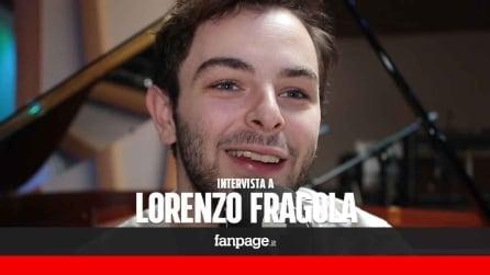 """Lorenzo Fragola nella Zero Gravity: """"Ho fatto tutte le esperienze, ora scrivo per sentirmi libero"""""""