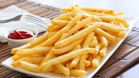Patatine fritte alla francese: come farle a tempo di rap