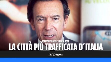 """TomTom Traffic Index: """"Contro il traffico servono tecnologia, collaborazione e veicoli autonomi"""""""