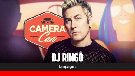 """DJ Ringo a Camera Car: """"Con Virgin Radio si realizzò il mio sogno di fare una radio rock in Italia"""""""