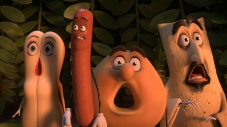 Sausage Party, il trailer ufficiale in lingua originale