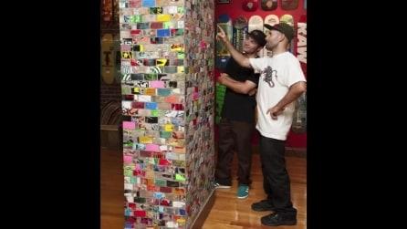 Idee creative per riciclare i vecchi skateboard