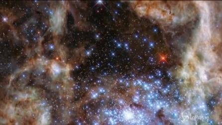 Scoperto il più grande gruppo di stelle mai visto finora