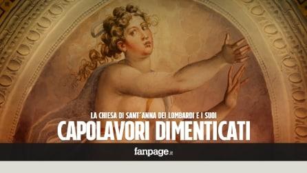 Capolavori dimenticati: la chiesa di Sant'Anna dei Lombardi a Napoli