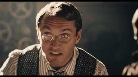 Hugo Cabret - Il trailer italiano