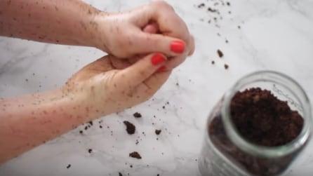 Come fare uno scrub corpo con prodotti naturali