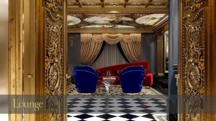 Villa Du Comte: benvenuti nellaa suite da sogno del 13 di Macao, l'hotel più lussuoso al mondo