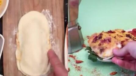 Arriva la pizza a forma di gelato Magnum: l'idea geniale che vi stupirà