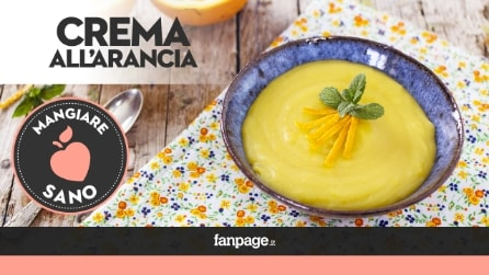 Video ricetta Crema all'arancia