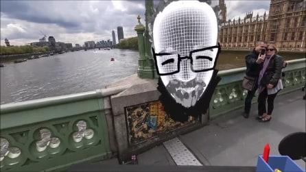 Facebook, ecco come ci si scatta un selfie nella realtà virtuale