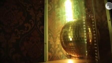 Teledisko, ecco la discoteca più piccola del mondo