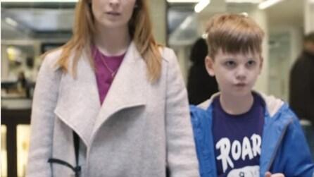 Com'è il mondo visto dagli occhi di un bambino autistico? Le immagini che toccano il cuore