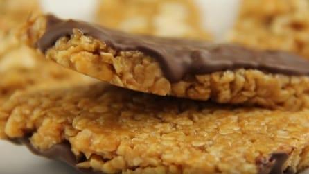 Come realizzare le barrette ai cereali, la ricetta facile e veloce