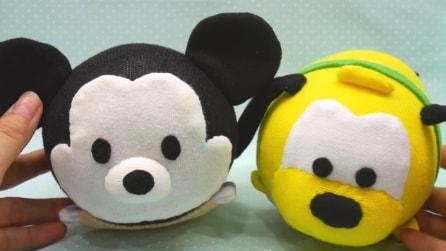 Come realizzare i personaggi Disney con dei calzini