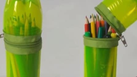 10 idee super creative per riutilizzare le bottiglie di plastica