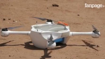 In Malawi arrivano i droni per combattere l'Hiv