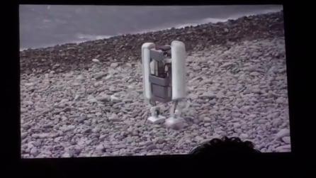 Google, ecco il robot bipede in grado di camminare come un uomo