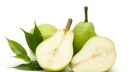 Come sbucciare correttamente una pera