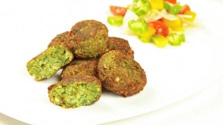 La ricetta per preparare i falafel con ceci