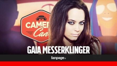 """Gaia Messerklinger a Camera Car: """"La serie tv """"Fuoriclasse"""" è stata la mia esperienza più importante"""""""