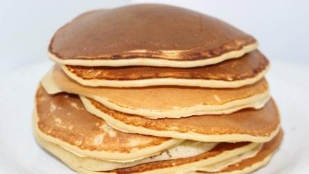 Come preparare i pancake a casa: la ricetta originale