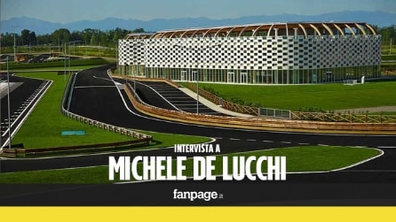 """Michele De Lucchi racconta: """"Ecco come ho trasformato la vecchia pista Alfa Romeo"""""""