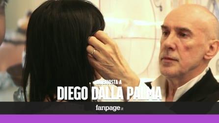 """Diego Dalla Palma: """"Il trend del momento è essere anticonvenzionali"""""""