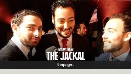 "David 2016, The Jackal: ""Avremmo voluto vincere il premio Jeeg Robot!"""