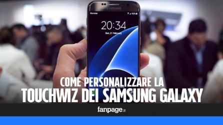Come personalizzare la grafica dei Samsung Galaxy S7 e S7 Edge
