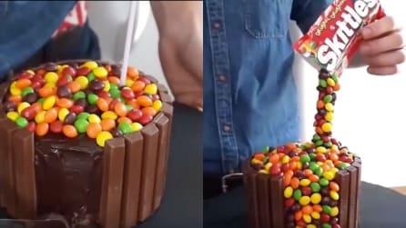 """Come realizzare la """"Gravity Cake"""": pochi passaggi per un dessert golosissimo"""