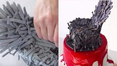 Come preparare la torta di Game of Thrones: tutti i passaggi per realizzare il dolce del momento