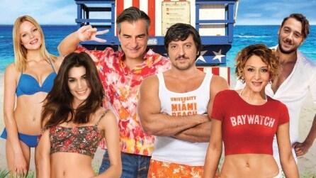 """""""Miami Beach"""" - il trailer ufficiale del film di Carlo Vanzina"""