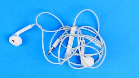 Niente più nodi agli auricolari: ecco l'idea utile e originale