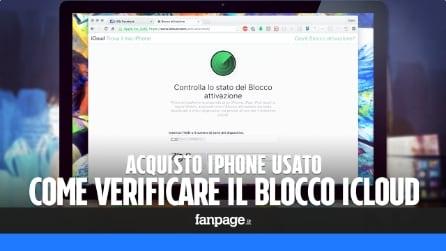Acquisto iPhone usato: come controllare se il dispositivo è bloccato