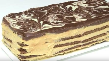 Chocotorta: la torta a base di cioccolato e dulce de leche