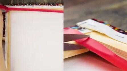 Il metodo più veloce per appendere un quadro correttamente senza usare il metro