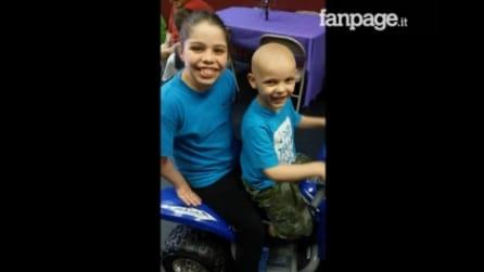 Bambina gravemente malata va in ospedale: il suo gesto vi scioglierà il cuore