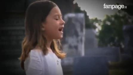 Ha soltanto 7 anni ma la sua incredibile voce vi lascerà senza parole
