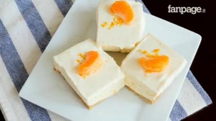 Semifreddo all'arancia senza cottura: la ricetta semplice e veloce