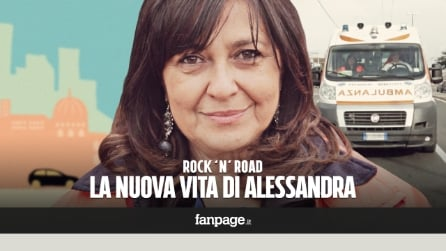 La nuova vita di Alessandra, medico di emergenza urgenza: la sua storia di strada in Rock'n'Road