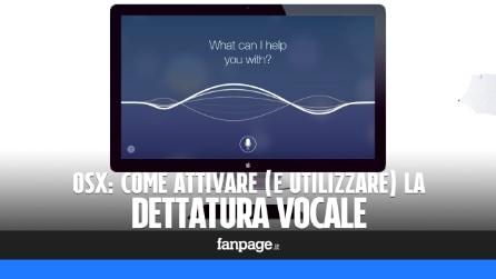 Dettatura vocale Mac: come attivarla e utilizzarla
