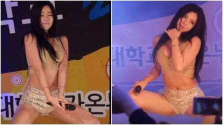 Il balletto hot delle Spice Girls coreane